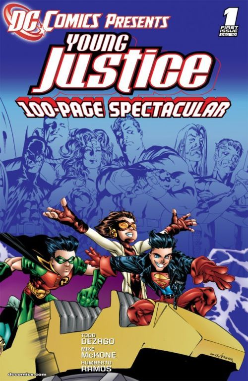 JLA – World Without Grown-Ups #1 – 2