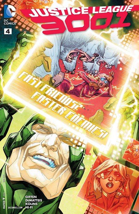 Justice League 3001 #4