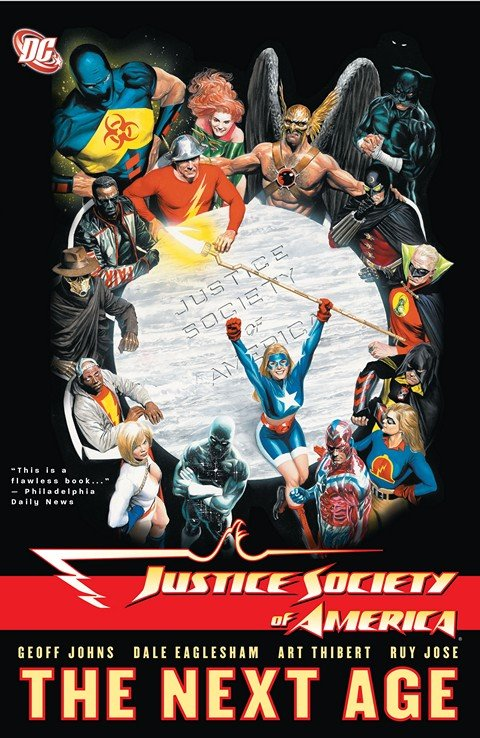 Justice Society of America Vol. 1 – The Next Age