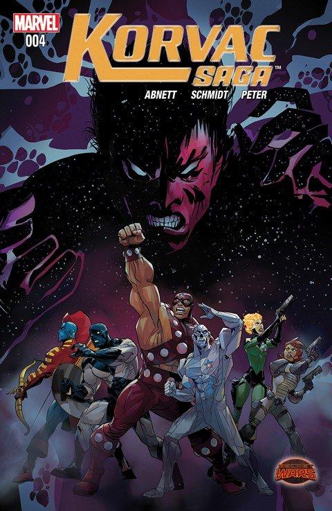 Korvac Saga #3 – 4 (2015)