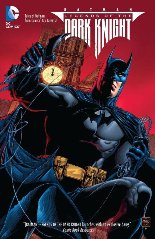 Legends of the Dark Knight #1 – 84 + TPB Vol. 1 – 4