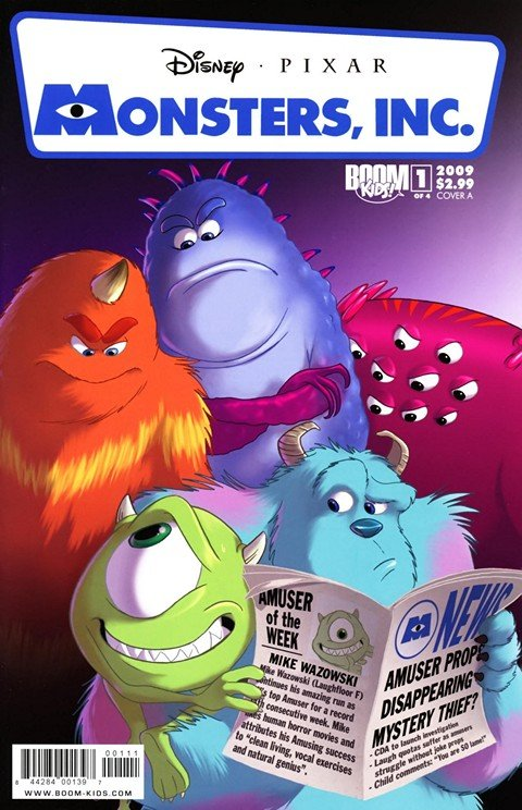 Monsters Inc (Collection)