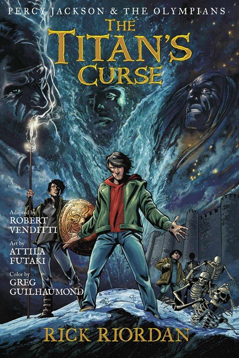 Percy Jackson and the Olympians – The Titan's Curse (2013)