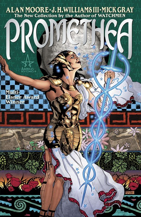 Promethea (Books #1 – 5)