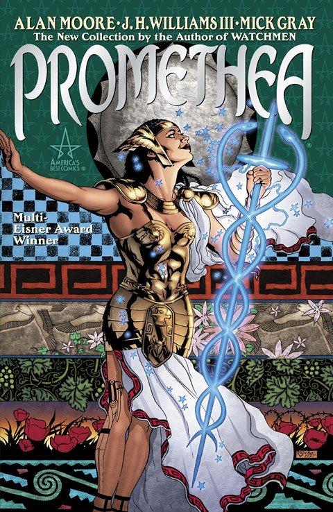 Promethea (Books #1 – 5)
