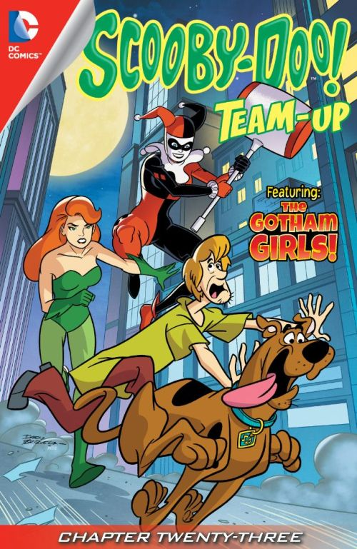 Scooby-Doo Team-Up #23