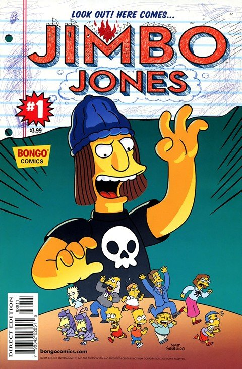 Simpsons One-Shot Wonders – Jimbo