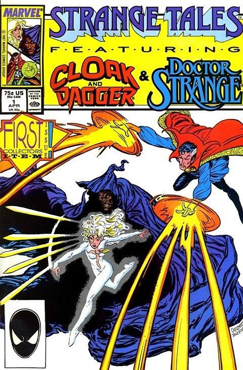 Strange Tales Vol. 2 #1 – 19