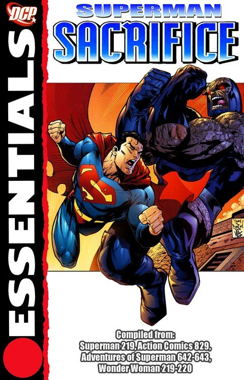 Superman – Sacrifice (Story Arc)
