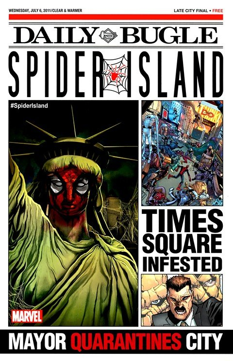 The Amazing Spider-man – Spider Island (Story Arc + Tie-ins)