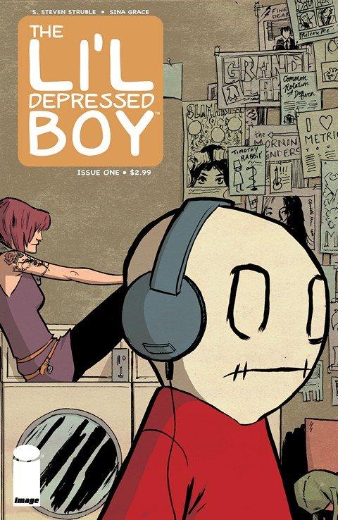 The Li'l Depressed Boy #1 – 16 + Vol. 0
