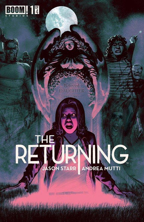The Returning #1 – 4