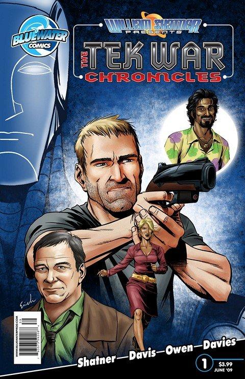 The Tek War Chronicles #1 – 8 (2009-2010)
