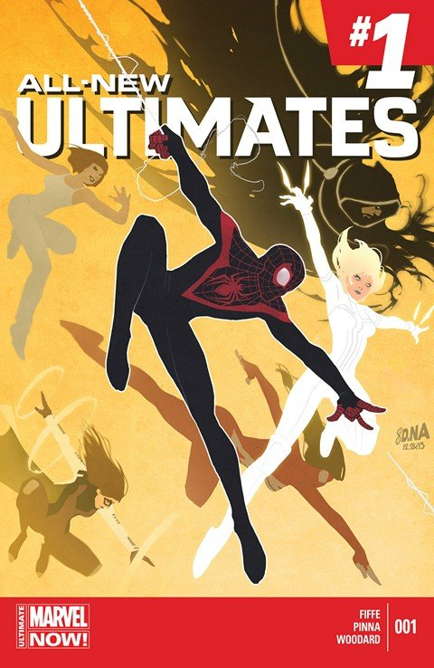 The Ultimates Vol. 1 – 6 + Extras (Collection) (2002-2015)