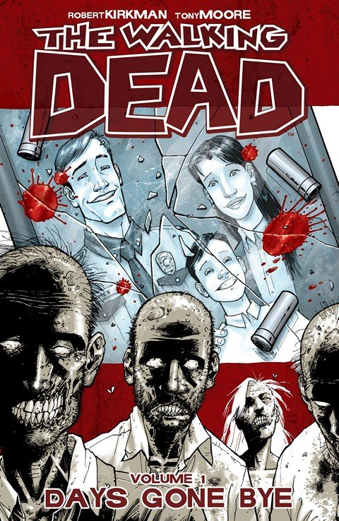 The Walking Dead Vol. 1 – 33 (TPB) + Extras (Ultimate Collection) (2004-2019)