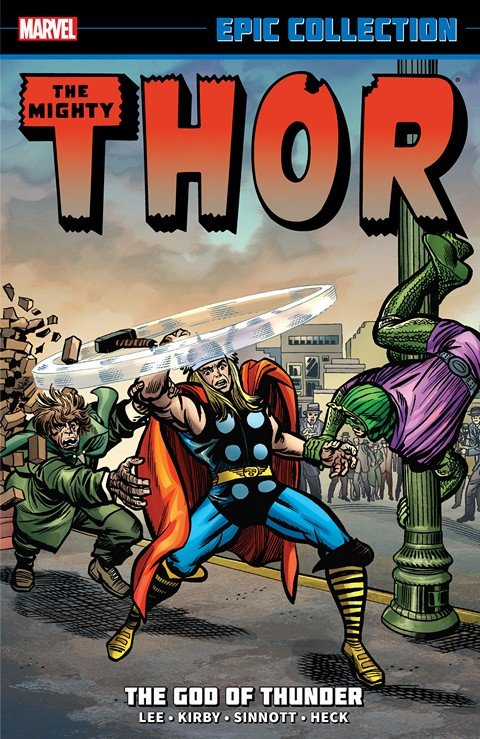 Thor Epic Collection – The God Of Thunder