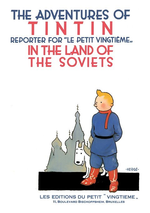 Tintin (Comic Collection)