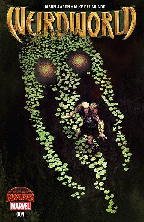 Weirdworld #4
