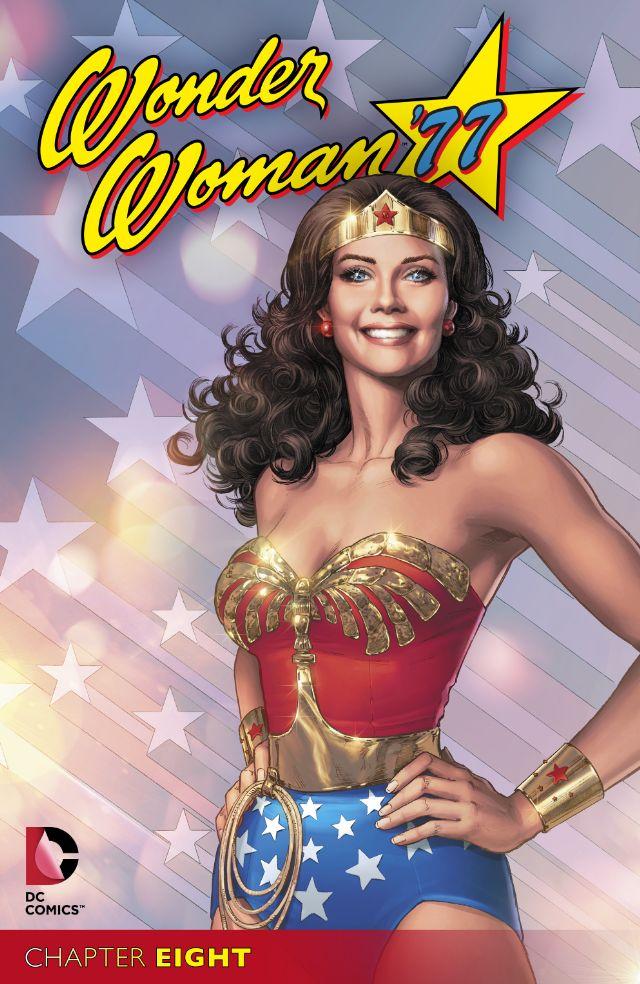 Wonder Woman '77 #8