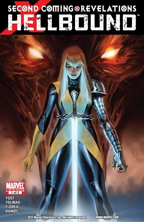 X-Men – Hellbound #1 – 3