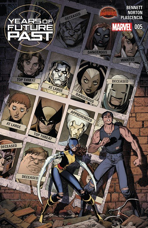 Years of Future Past #5