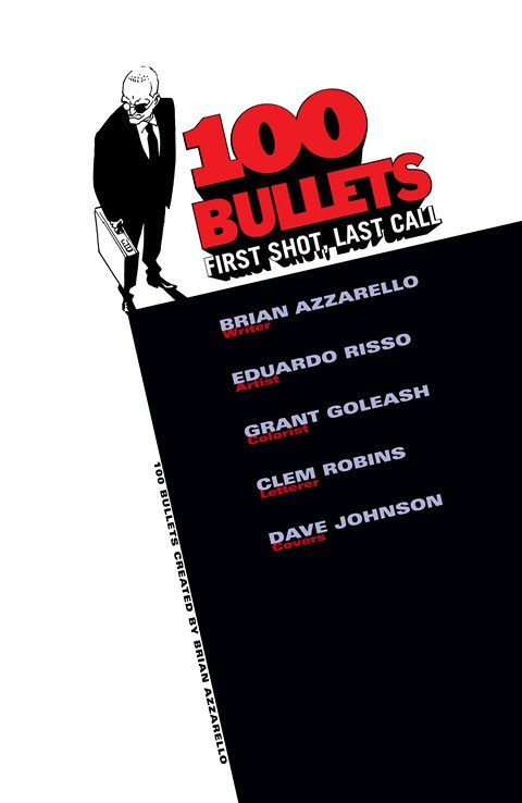 100 Bullets Vol. 1 – 13 (TPB) (2000-2009)