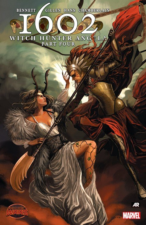 1602 – Witch Hunter Angela #4