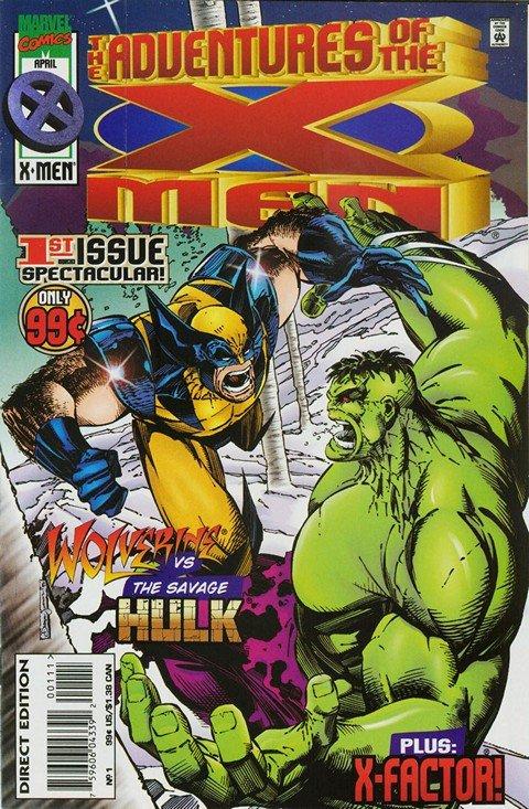 Adventures Of The X-Men Vol. 1 #1 – 12