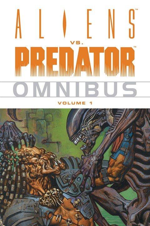 Aliens vs. Predator Omnibus Vol. 1 – 2