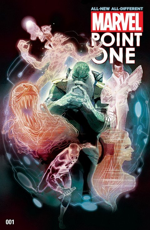 All-New, All-Different Point One #1 (2015)