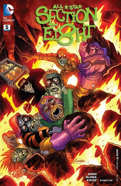 All-Star Section Eight #5