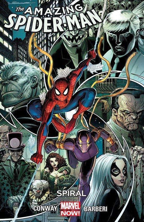Amazing Spider-Man Vol. 5 – Spiral