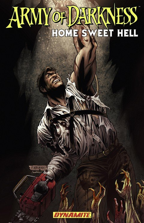 Army Of Darkness Home Sweet Hell (TPB)
