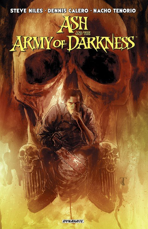 Ash And The Army Of Darkness (TPB)