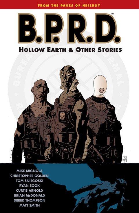 B.P.R.D. Vol. 1 – 14 (2004-2010)