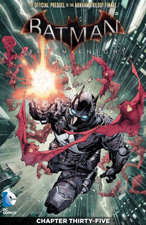 Batman – Arkham Knight #35