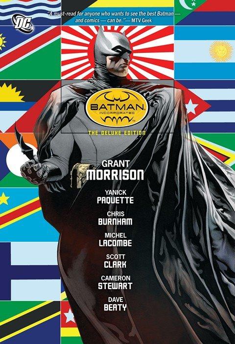 Batman Incorporated Vol. 1 – 2 (TPB) + Deluxe Edition