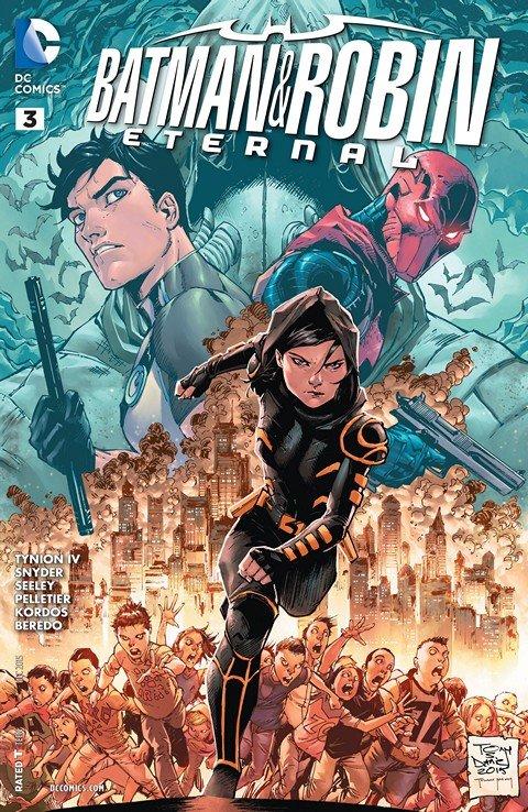 Batman & Robin Eternal #3