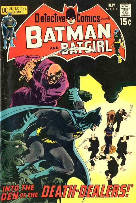 Batman – Tales of the Demon (1971-1980)