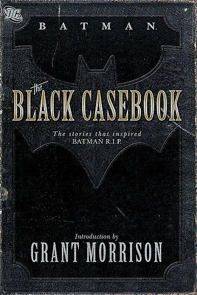 Batman – The Black Casebook