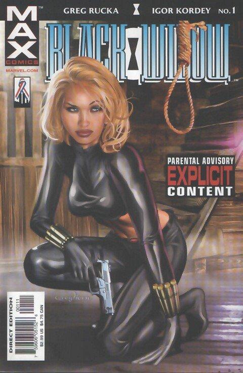 Black Widow – Pale Little Spider #1 – 3