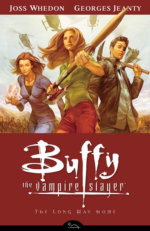 Buffy the Vampire Slayer Season Eight Vol. 1 – 7