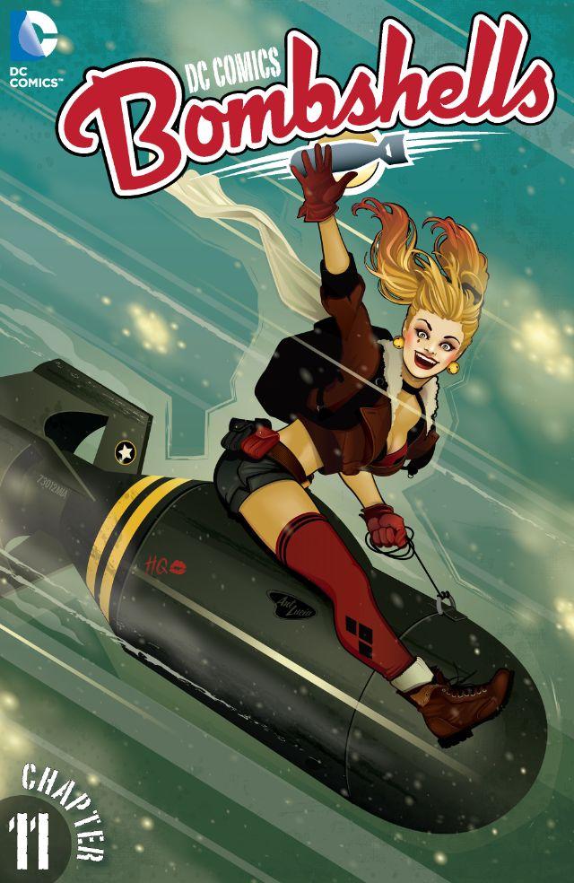 DC Comics – Bombshells #11