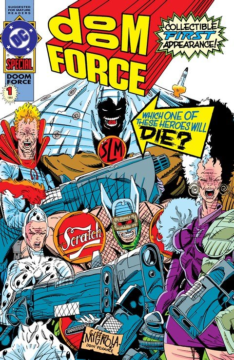 Doom Force Special #1 (1992)