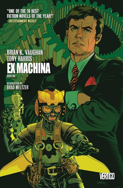 Ex Machina (Books 1 – 5)