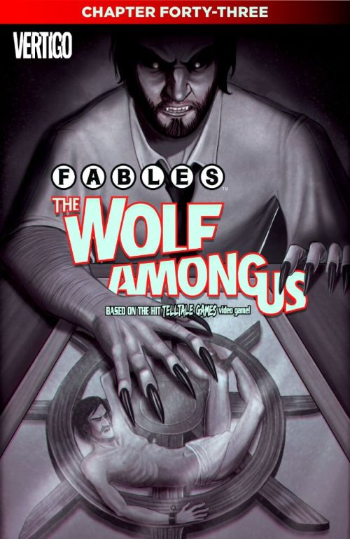 Fables – The Wolf Among Us #43
