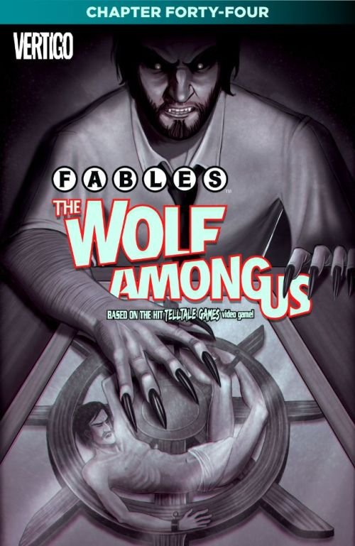 Fables – The Wolf Among Us #44