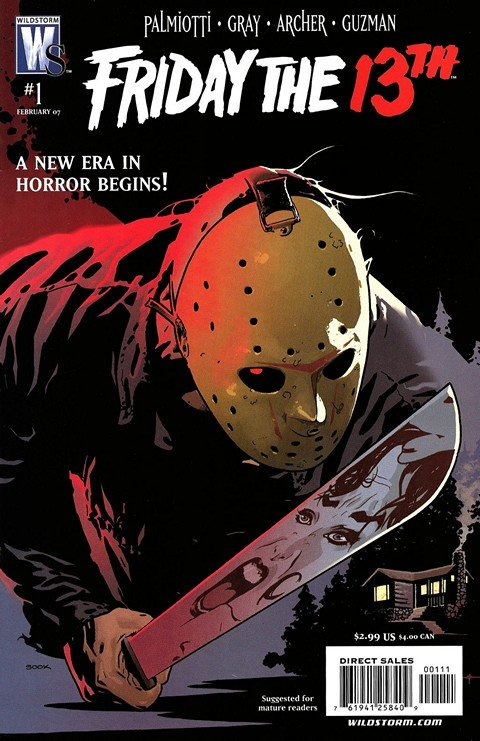 Friday the 13th (Collection) (2005-2008)