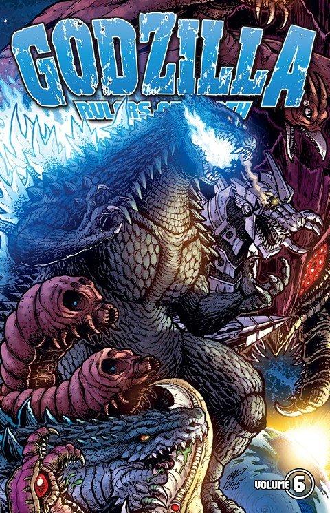Godzilla Rulers Of Earth Vol. 6 (TPB) (2015)