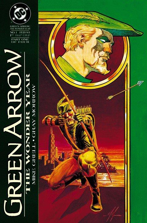 Green Arrow – The Wonder Year #1 – 4 (1993)